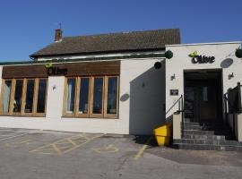 The Lodge, Barnby Dun (рядом с городом Thorne)