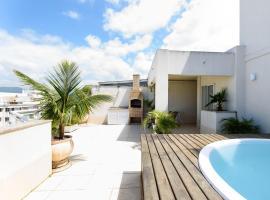 Penthouse - Pool & Barbecue Area, Rio de Janeiro (Restinga de Itapeba yakınında)