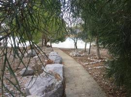Amoni Holiday Home, Pefkali (рядом с городом Nisís Evraíos)
