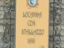 Albergo Bar del Pino, Casanova di Destra  (Varzi yakınında)