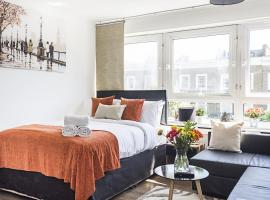 CDP Apartments - Chalk Farm, Лондон (рядом с городом Highgate)