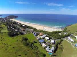 ROCKPOOL - Blueys Beach, NSW