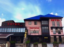 Отель Артуа