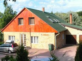 Malomvölgyi Tábor, Szob (рядом с городом Ipolytölgyes)