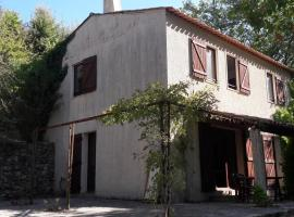 Villa provençale avec vue sur le Var, Villars-sur-Var (рядом с городом Malaussène)