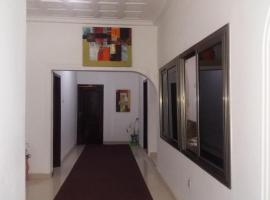 Restel Hotel, Ho (рядом с городом Wusuta Dzigbe)