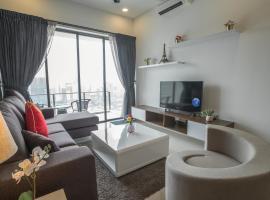 #93 KLCC Twin Tower View 吉隆坡私人公寓双子塔全景