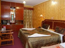 Hotel Akbar Ashok, Kāgāraul