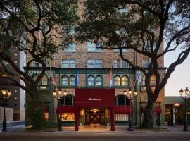 Pontchartrain Hotel St. Charles Avenue