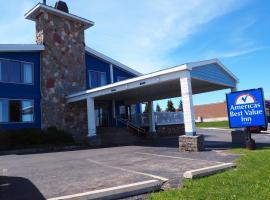 Americas Best Value Inn - Petoskey, Петоски (рядом с регионом Boyne Mountain)