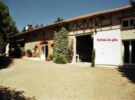 Gîte Les Roncières, Latrape (рядом с городом Montesquieu-Volvestre)
