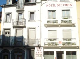 Hôtel des Cimes