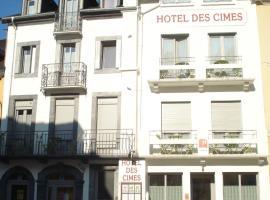 Hôtel des Cimes, Luz-Saint-Sauveur