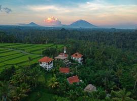 Sebatu Sanctuary Eco-resort, Тегаллаланг (рядом с городом Tampaksiring)