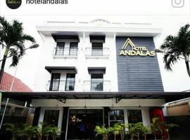 Andalas, Bandar Lampung