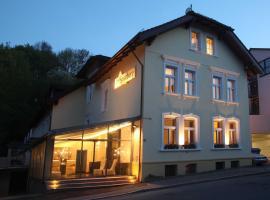 Hotel Spitzberg Garni