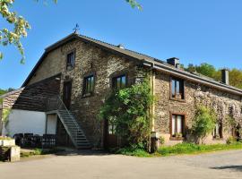 La Gragne, Ban de Laviot (Frahan yakınında)