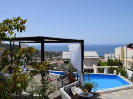 Saronida Sea View with private pool