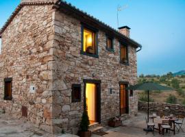 AL VIENTO, Alojamiento & Turismo Rural Horcajuelo, Horcajuelo de la Sierra (Paredes de Buitrago yakınında)