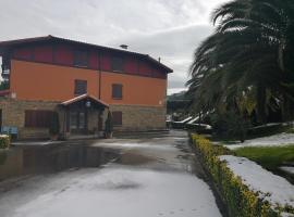 Casa Rural Agarre, Fica