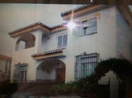 Pregonero House, Granada (Cúllar-Vega yakınında)