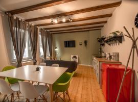 Rooms4ring@ Nürburgring Designer Villa, Adenau (Leimbach yakınında)