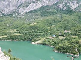 lake koman home, Palç (Pukë yakınında)