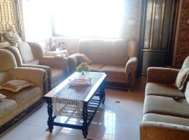 Fares Bannoura Apartment, Ar Ru'āh (рядом с городом Метсоке Драгот)