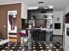 El Barco Apartments, Veliko Gradište