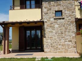 Villa Alba, Todi (Due Santi yakınında)