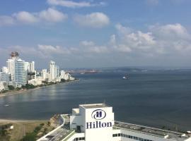 Playa Mar Cartagena - Edificio Nuevo Conquistador