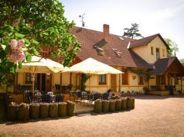 Restaurace a penzion Hájovna, Dolní Věstonice (Horní Věstonice yakınında)