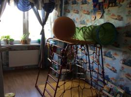 Apartment on Izborskaya