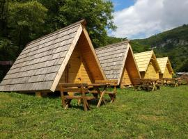 Camp Vrbas, Rekavice (Karanovac yakınında)