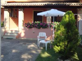 Villa Ariti, Halikounas