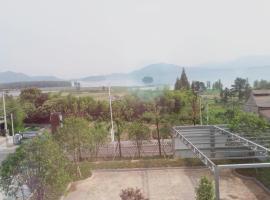Lakeside Xiaozhu Guesthouse, Yuyao (Liangnong yakınında)