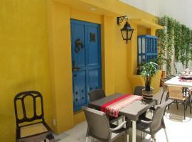 Hotel Manglar 421, Cartagena de Indias