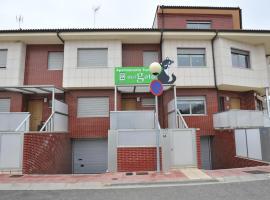 Apartamento Turístico La Casa del Gato, Azagra (Near Calahorra)