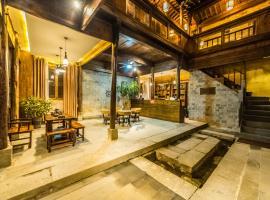 Hongcun Guesthouse - Village Tempt, Yi (Rucun yakınında)