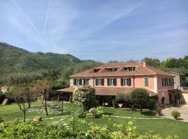 Relais Borgofasceo, Ortovero (Garlenda yakınında)