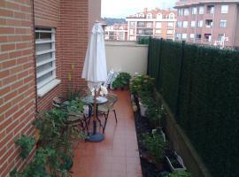 Apartamento 2 habitaciones con terraza y garaje, Castro-Urdiales (Sámano yakınında)