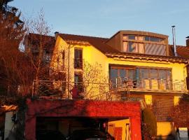 safehouse-guesthouse, Grenzach-Wyhlen (Bettingen yakınında)