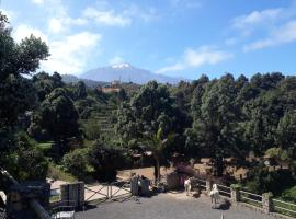 Riendas Vivas, La Guancha (рядом с городом Santa Catalina)