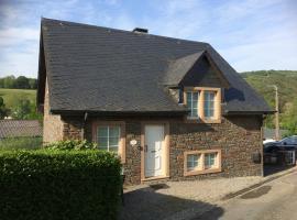 maison Jost, Burg-Reuland (Ouren yakınında)