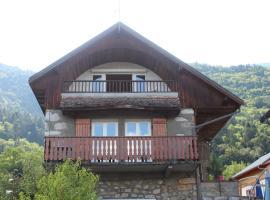 Chez Marie, Lathuile (рядом с городом Entrevernes)