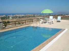 Alanya Seaview Villa