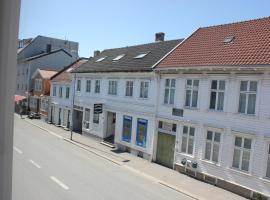 Big apartment in centrum of Kristiansand!