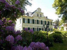 Kurheim Haus Linde, Bad Elster (Adorf yakınında)