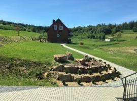 Karpacka Chata, Rymanów-Zdrój (nära Rymanów)