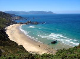Bodeguita's Beach Retreat, O Vicedo (O Barqueiro yakınında)